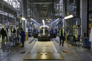 Foto: Fabrica Ford din Craiova (InquamPhotos / Adel Al Haddad)