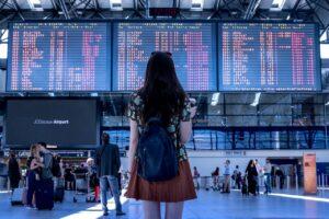 Aeroport migratie tineri / Foto: Pixabay.com