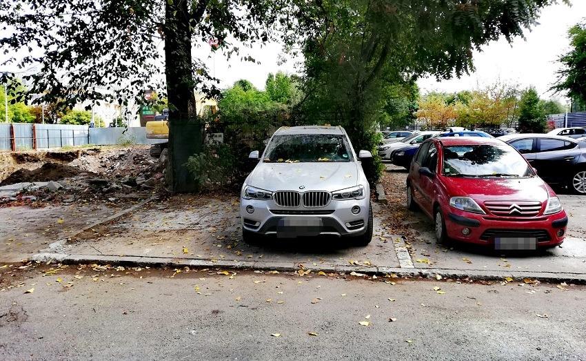 locuri de parcare1. sursa: G4Media.ro