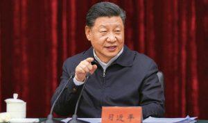 Xi Jinping. Sursa: Facebook