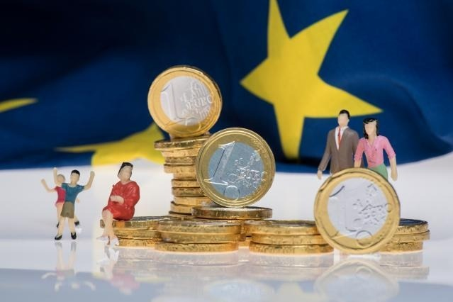 bani euro sursa Comisia Europeana