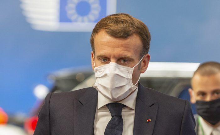 emmanuel macron sursa Consiliul UE