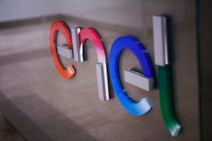 Sigla Enel. sursa: Enel