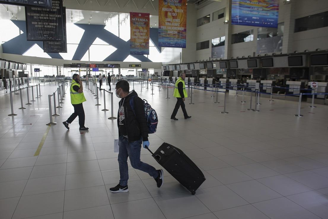 aeroport, muncitori sezonieri, henri coanda