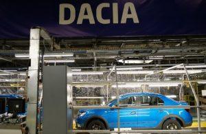 Dacia, Mioveni