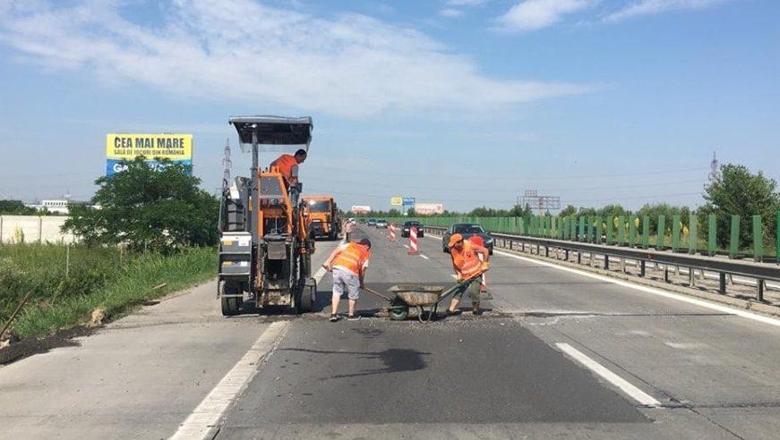 cnair, muncitori, autostrada soarelui