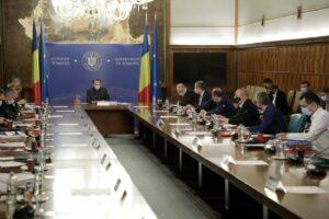 ședință Guvern