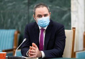 Foto: Alexandru Nazare, ministrul Finanțelor / Sursa: Facebook