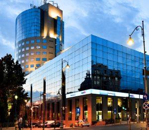 blocul bancorex, bucharest financial plaza