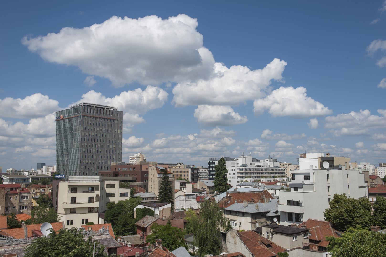 Bucuresti, panorama