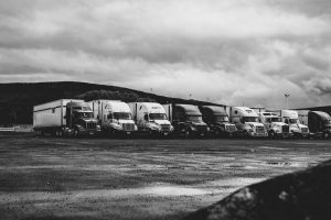 Camioane TIR Pexels