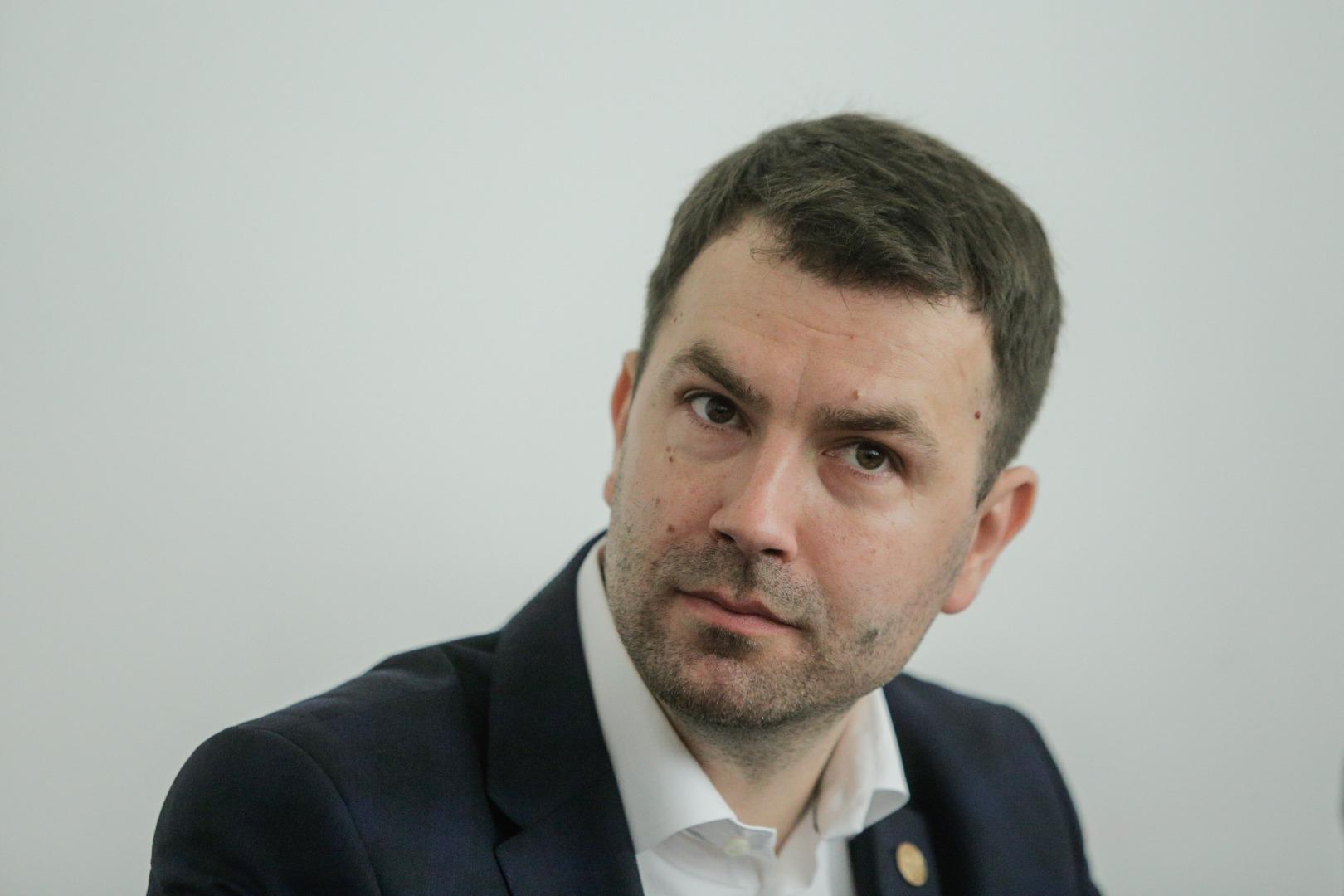 Catalin Drula, ministrul Transporturilor