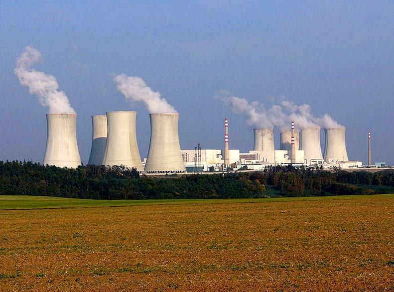 Centrala nucleara Dukovany - Wikipedia Petr Adamek