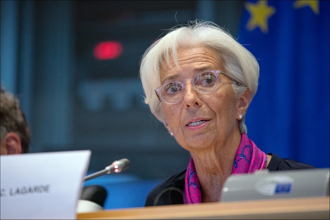 Christine Lagarde Banca Central Europeană foto europarl.eu