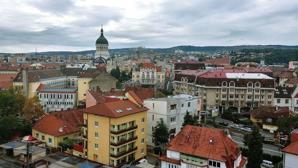 Cluj Pixabay