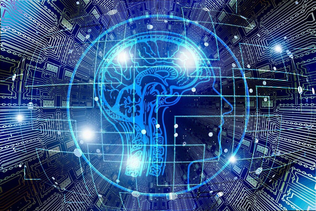 Creier - inteligență artificială Pixabay
