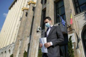 Foto: Cătălin Drulă, ministrul Transporturilor. Sursa: Inquam Photos / Octav Ganea