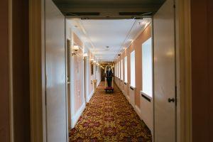 Hotel, turism
