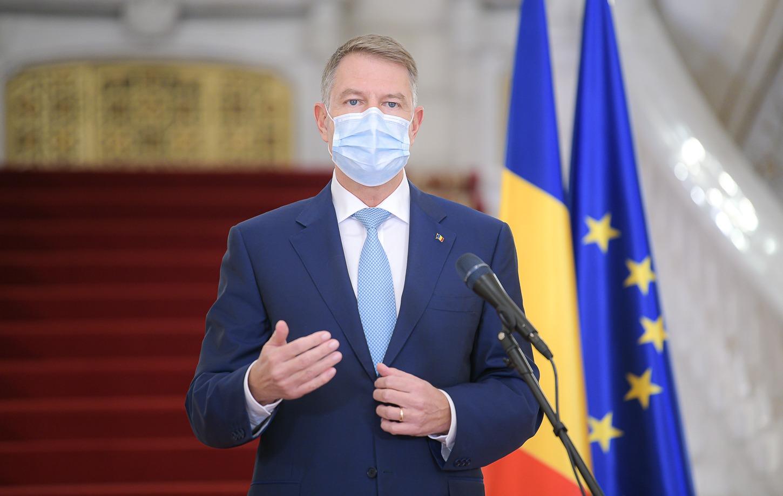 Klaus Iohannis FOTO Presidency.ro
