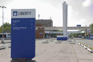 Liberty galati , combinat siderurgic