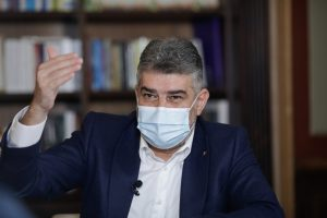 Marcel Ciolacu candidat interviu G4Media