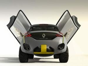 Renault Kwid sursa Renault