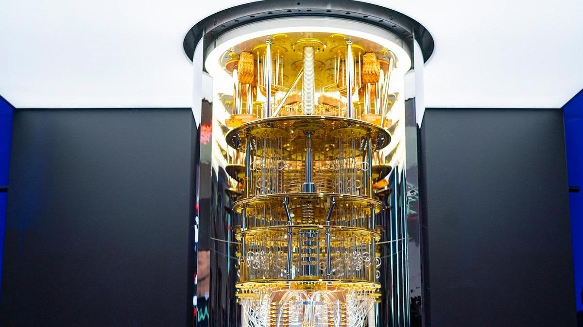 computer cuantic, IBM
