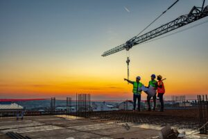 constructii, santier, muncitori
