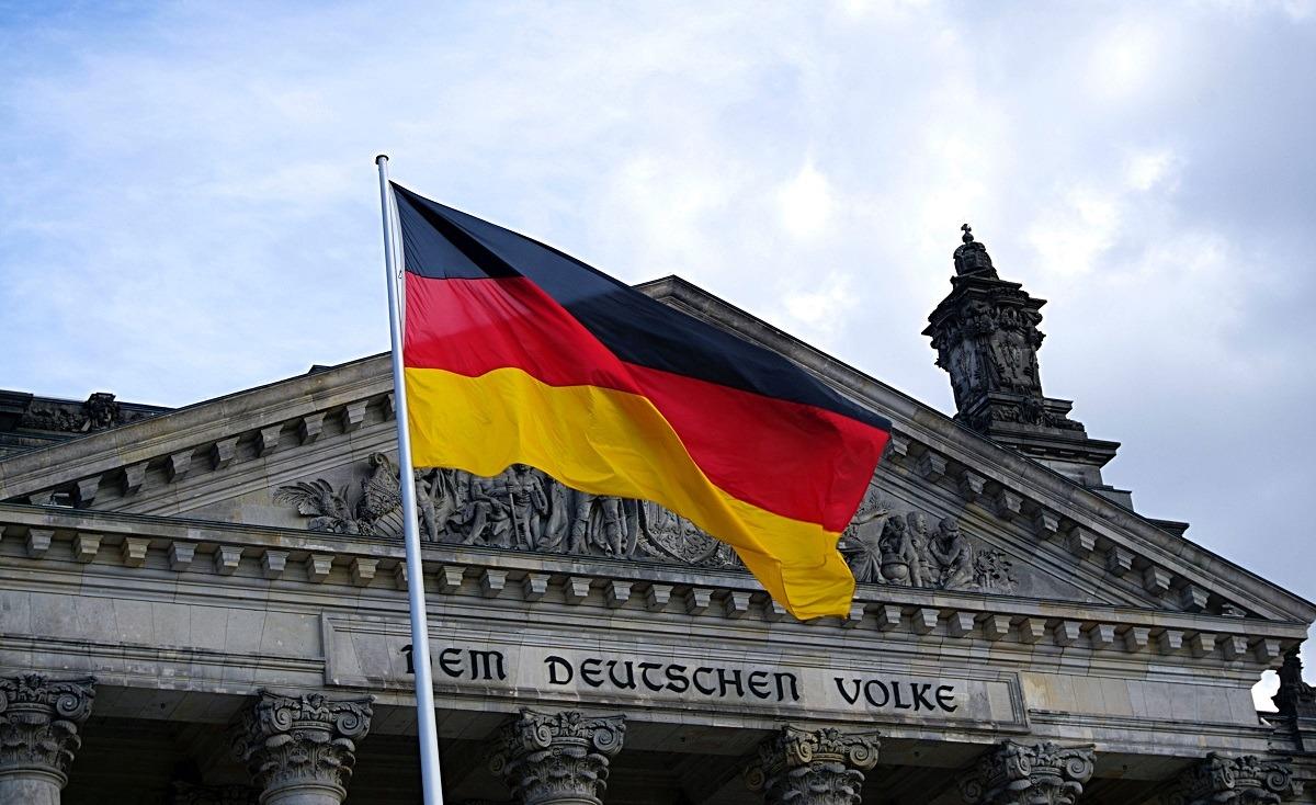 germania, steag germania