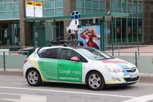 Foto: Mașină Google Street View / Sursa: pixabay.com