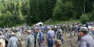mineri foto suceava news