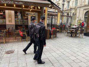 politie terase Centrul vechi restrictii G4