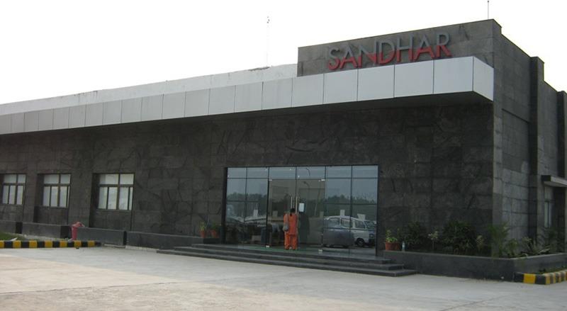 sandhad, producator auto indian