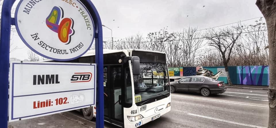 stb societatea de transport bucuresti autobuz