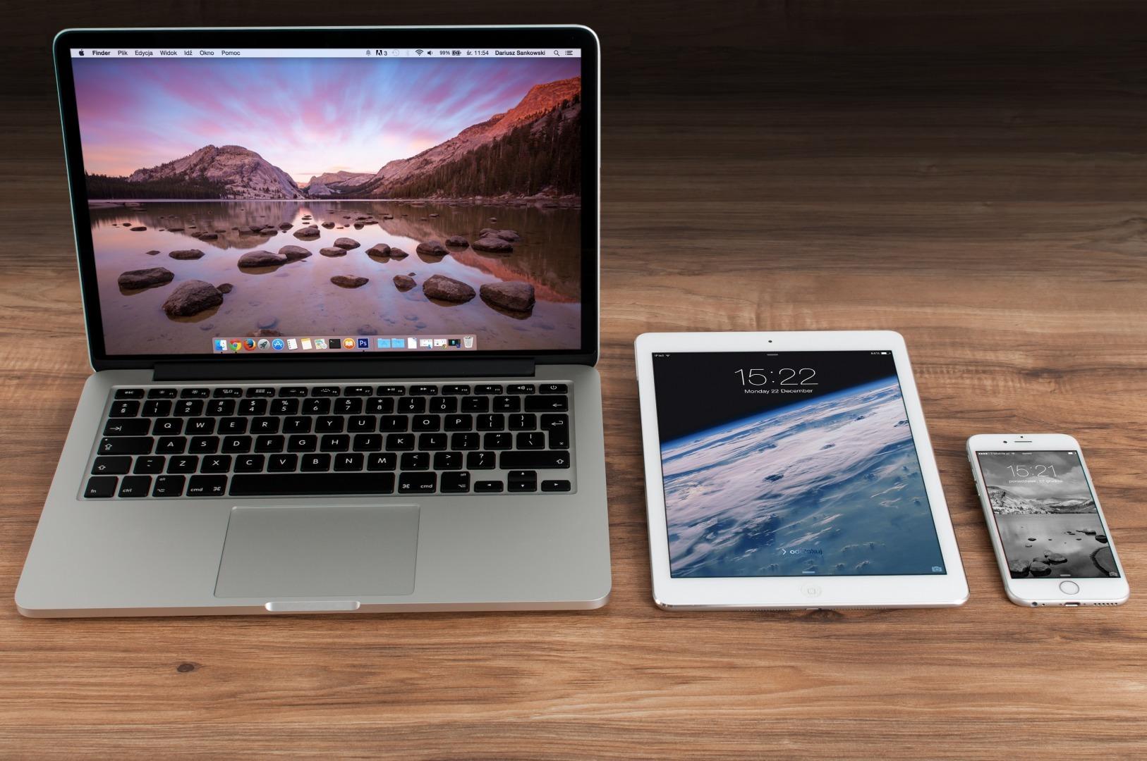 tableta, apple