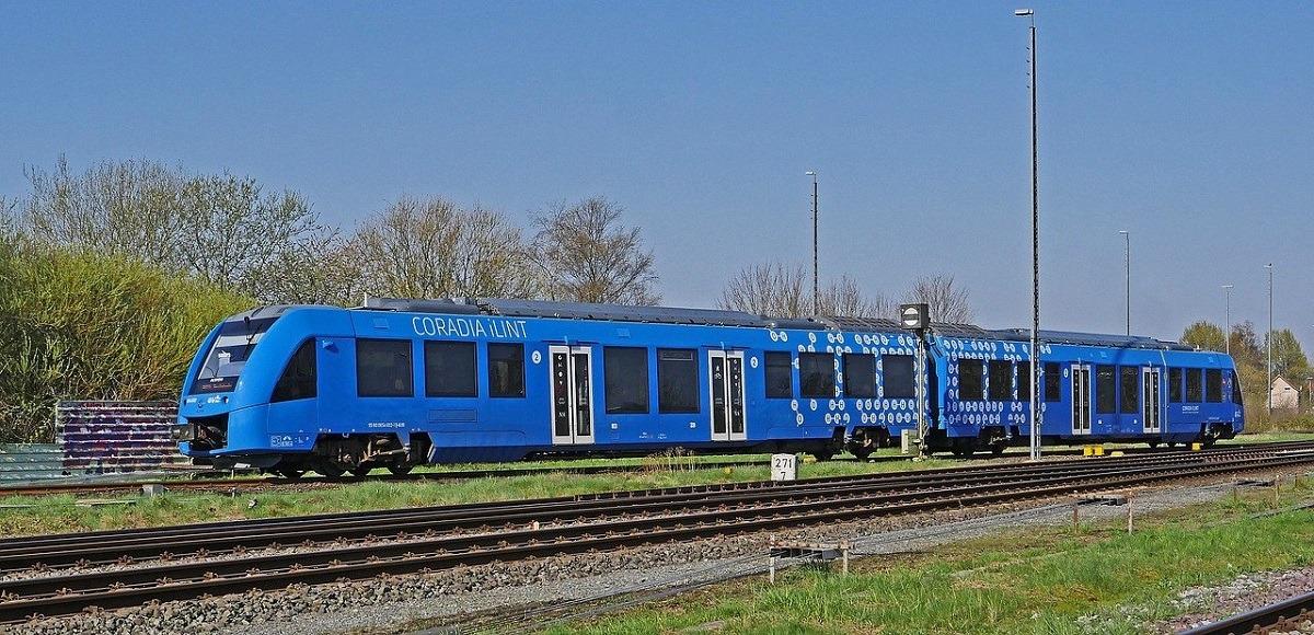 tren, tren hidrogen