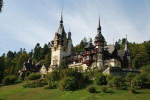 turism romania castelul bran foto pixabay