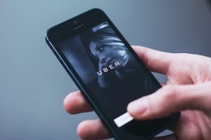 uber, aplicatie uber, ride sharing