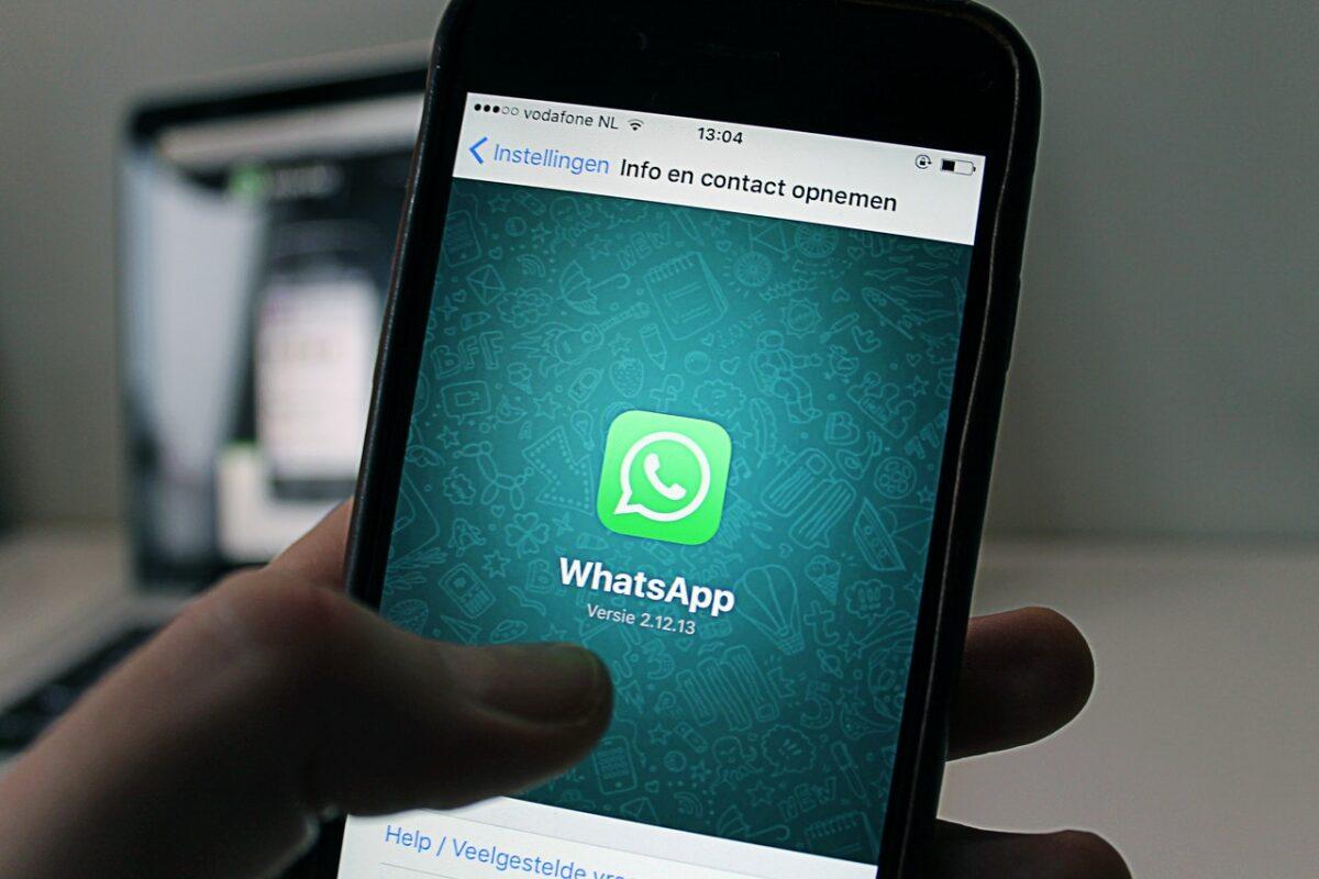 whatsapp telefon pexels