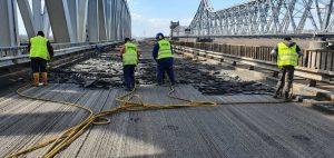 A 2 reparaţii Pod Cernavodă