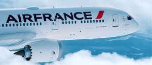 Air France - imagine de prezentare