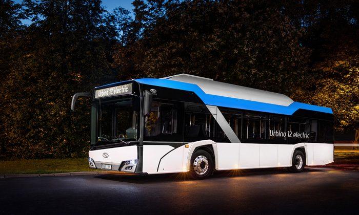 Autobuz Solaris - imagine de prezentare