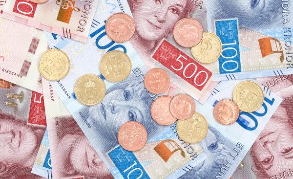 Bancnote suedeze sursa Banca Centrala