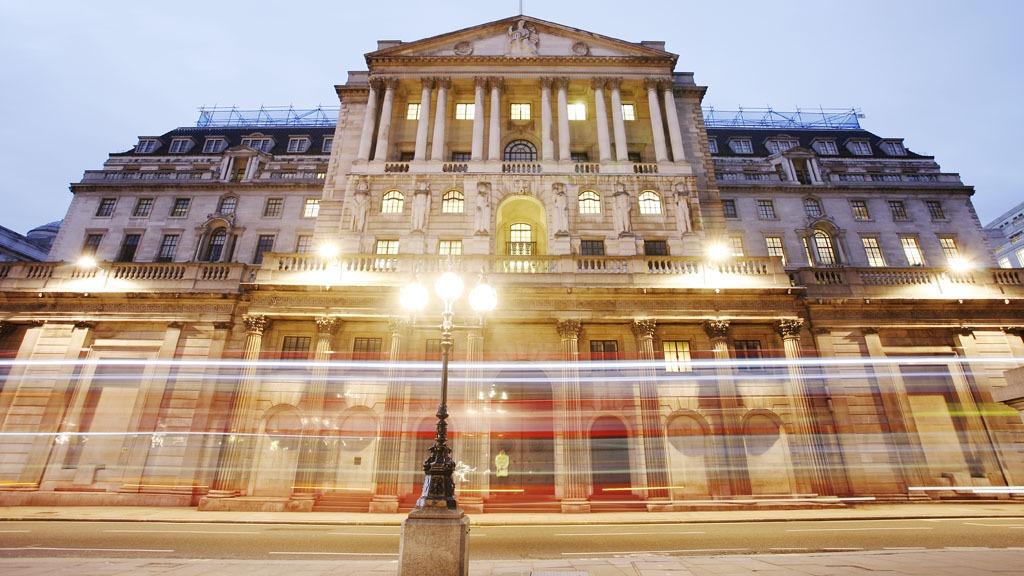 Bank of England, banca angliei