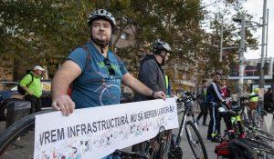 biciclisti biciclete BUCURESTI - PROTESTUL BICICLISTILOR - 27 OCTOMBRIE 2019