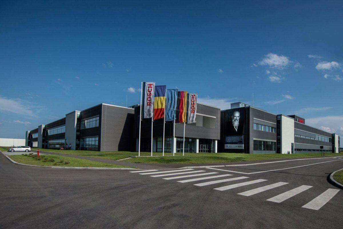 Bosch, Tetarom Cluj, parc industrial