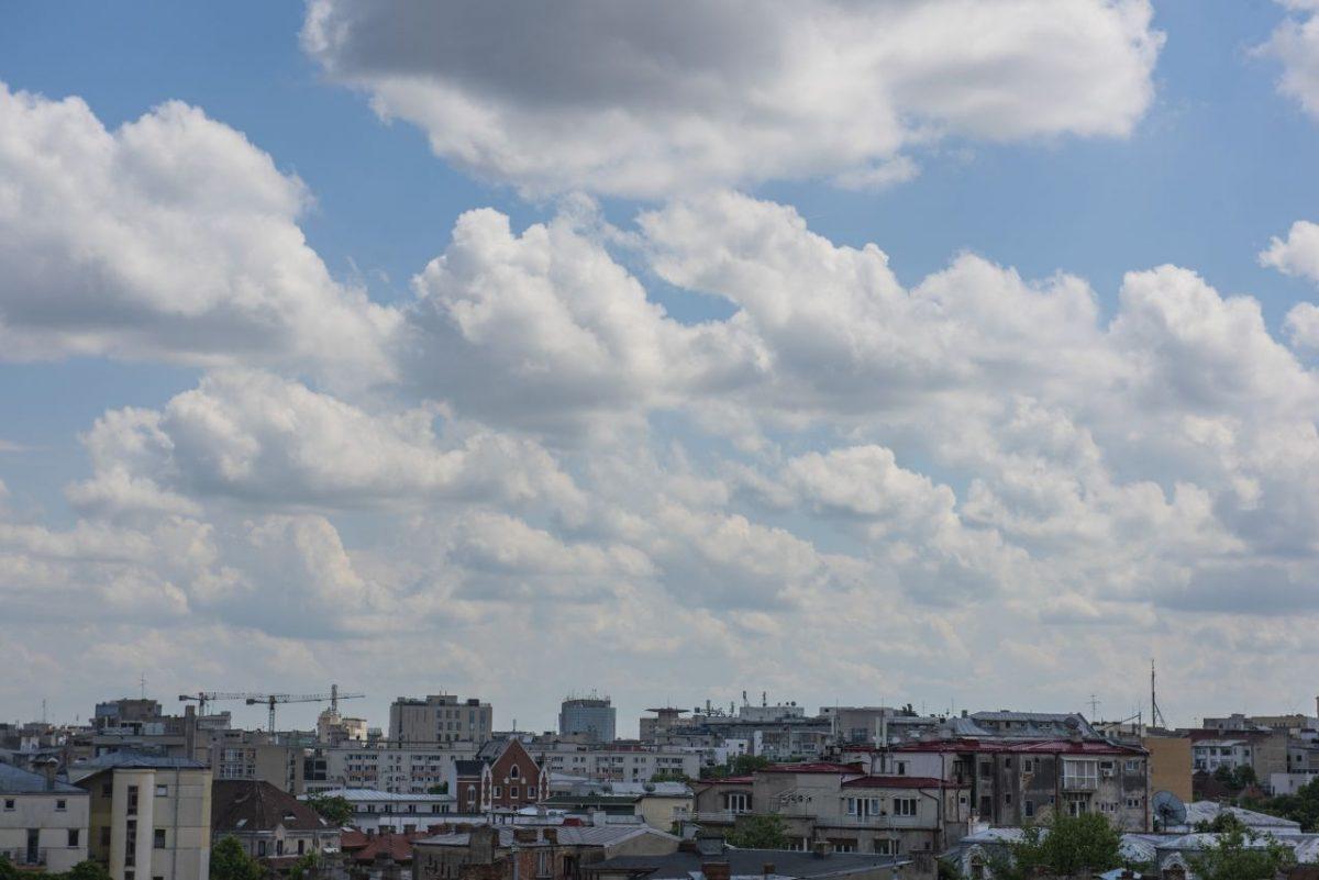 Bucuresti, vedere aeriana, panorama Bucuresti, blocuri