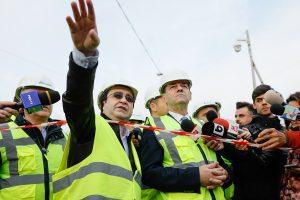 Cristian Erbaşu, directorul companiei Construcţii Erbaşu SA