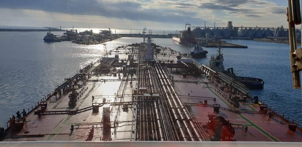 Portul Constanța - imagine oficiala