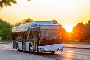 autobuz electric, Solaris, Urbino 12